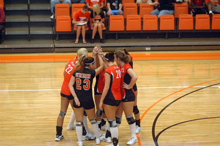 2nd Volleyball vs. UVa-Wise Photo