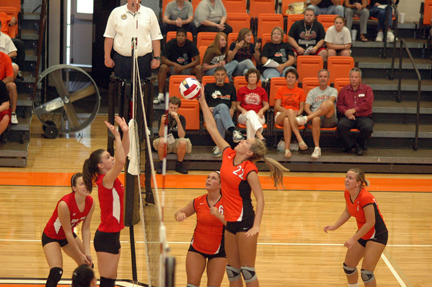 5th Volleyball vs. UVa-Wise Photo