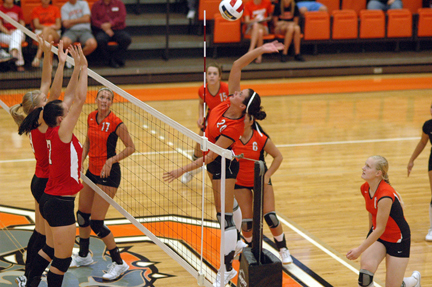 7th Volleyball vs. UVa-Wise Photo