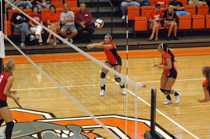 9th Volleyball vs. UVa-Wise Photo