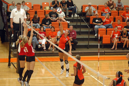 11th Volleyball vs. UVa-Wise Photo