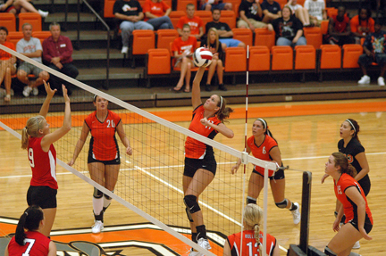 13th Volleyball vs. UVa-Wise Photo