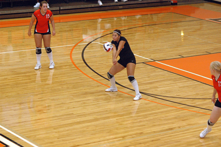 15th Volleyball vs. UVa-Wise Photo