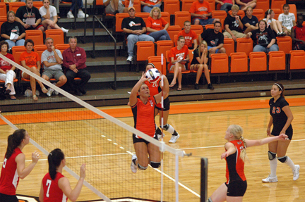 20th Volleyball vs. UVa-Wise Photo