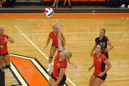 23rd Volleyball vs. UVa-Wise Photo