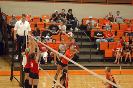 24th Volleyball vs. UVa-Wise Photo
