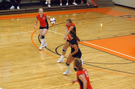 25th Volleyball vs. UVa-Wise Photo
