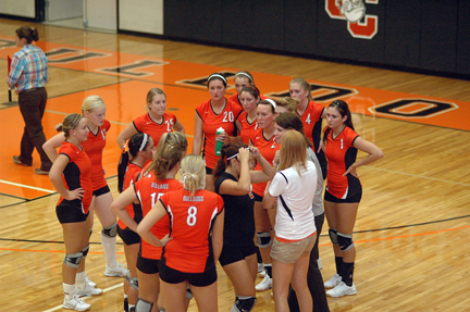 28th Volleyball vs. UVa-Wise Photo