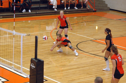 29th Volleyball vs. UVa-Wise Photo