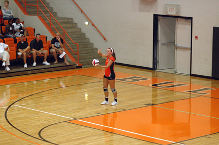 30th Volleyball vs. UVa-Wise Photo