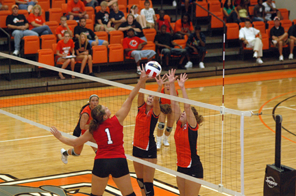 31st Volleyball vs. UVa-Wise Photo