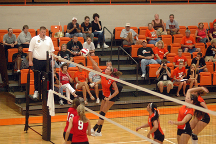 34th Volleyball vs. UVa-Wise Photo