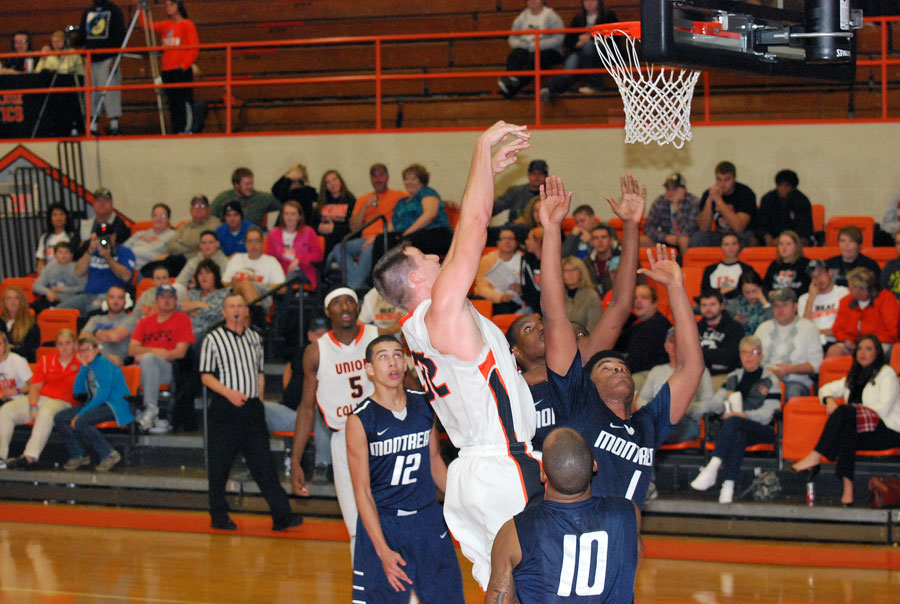 6th MBB vs. Montreat Photo
