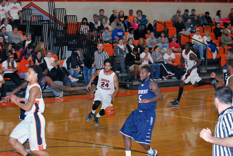 9th MBB vs. Montreat Photo