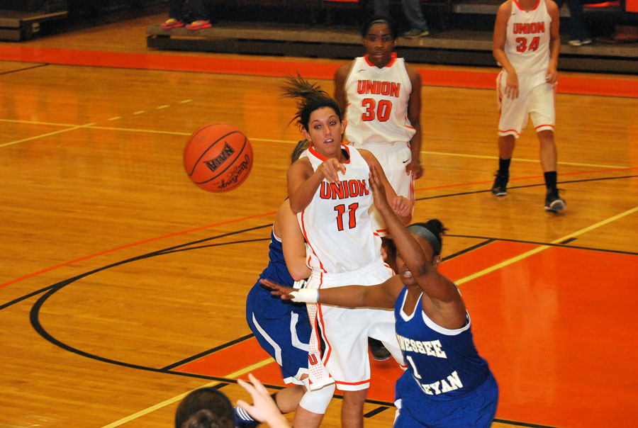 8th WBB vs. Tennessee Wesleyan Photo