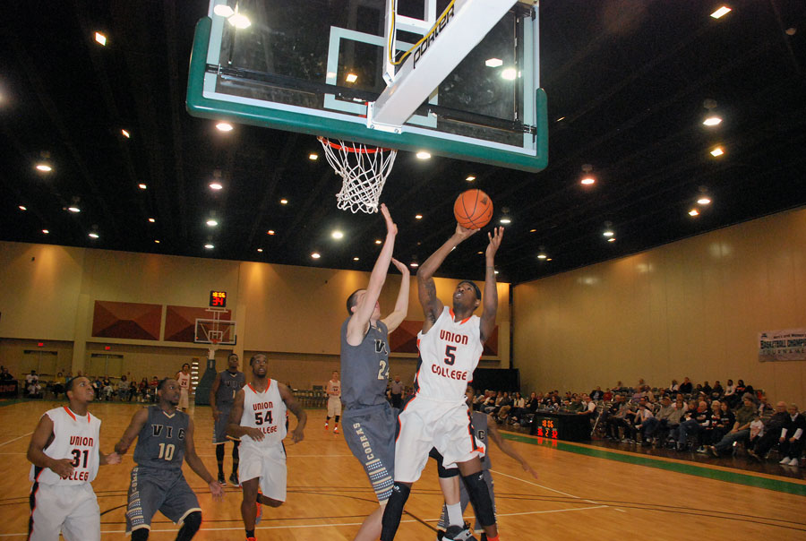 2nd MBB vs. Virginia Intermont AAC Tournament Photo
