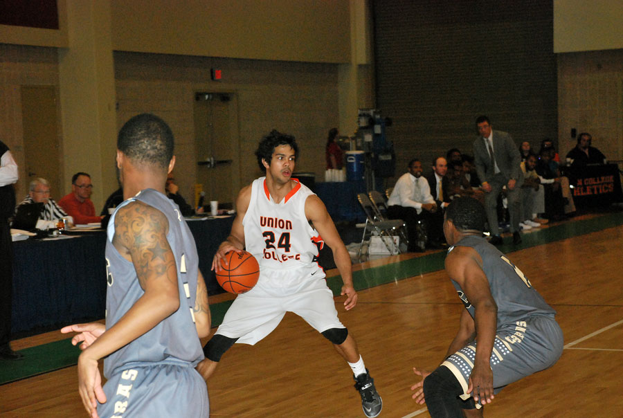 4th MBB vs. Virginia Intermont AAC Tournament Photo