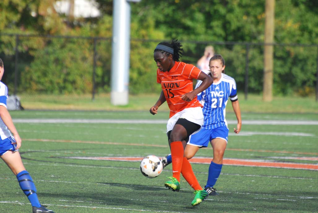 6th WSoccer vs. Tennessee Wesleyan  Photo