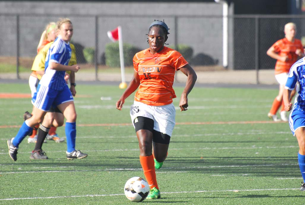 9th WSoccer vs. Tennessee Wesleyan  Photo