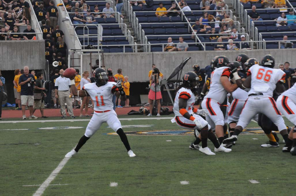 3rd FB vs. Murray State  Photo