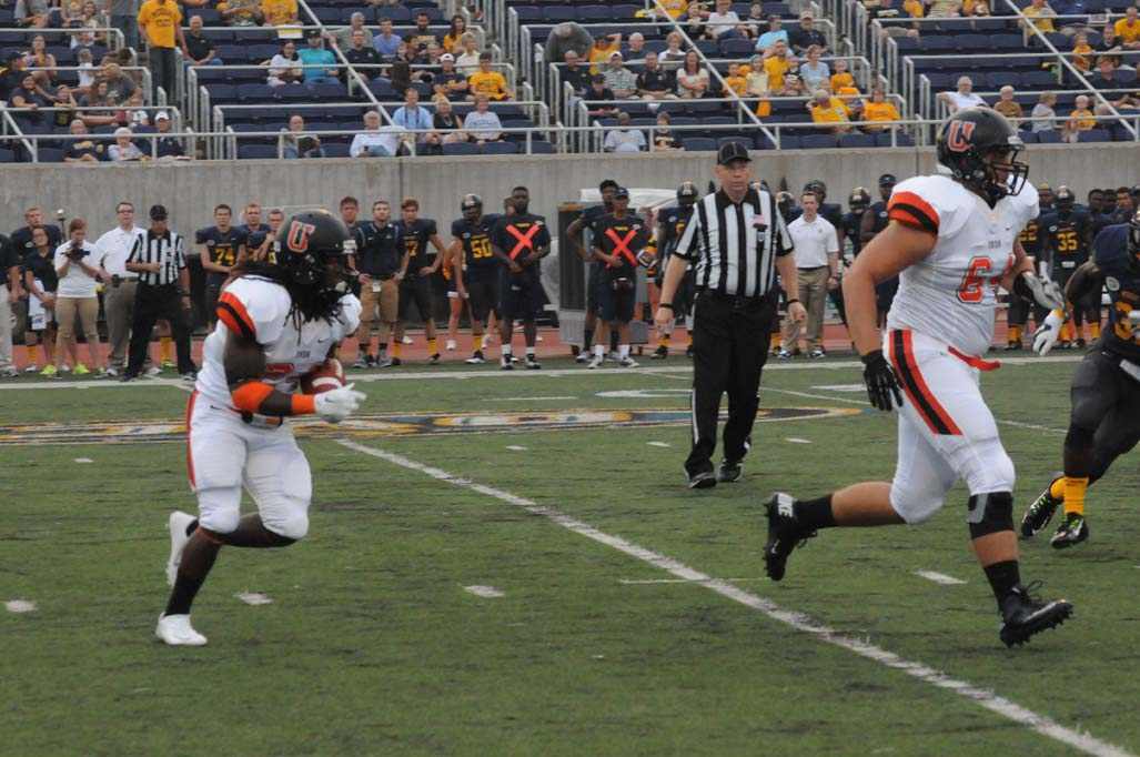 4th FB vs. Murray State  Photo