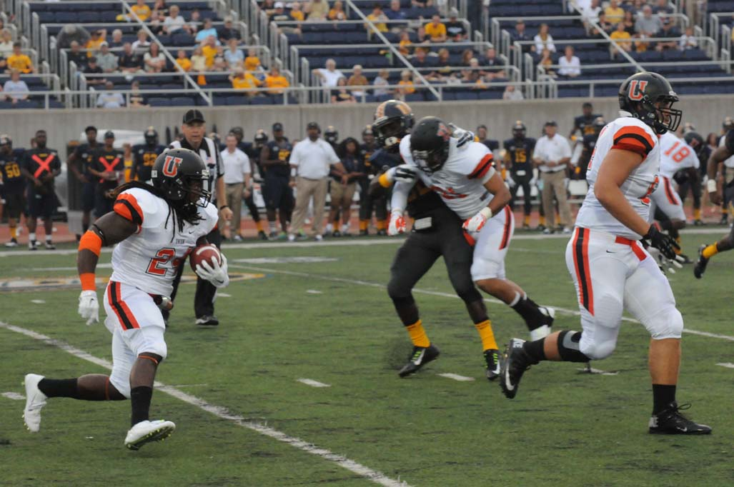 5th FB vs. Murray State  Photo