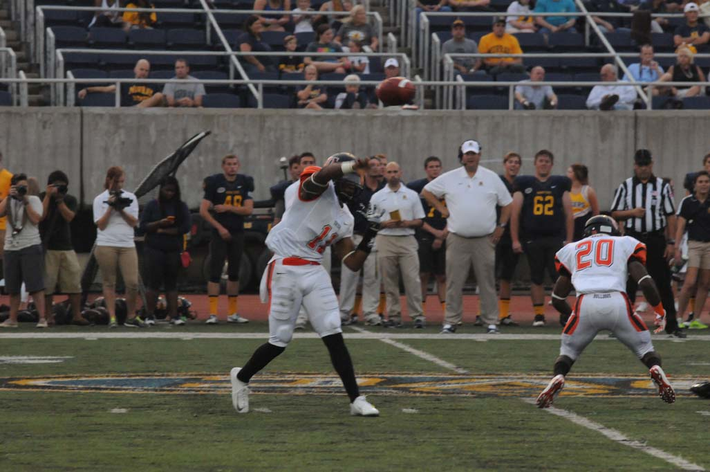 8th FB vs. Murray State  Photo