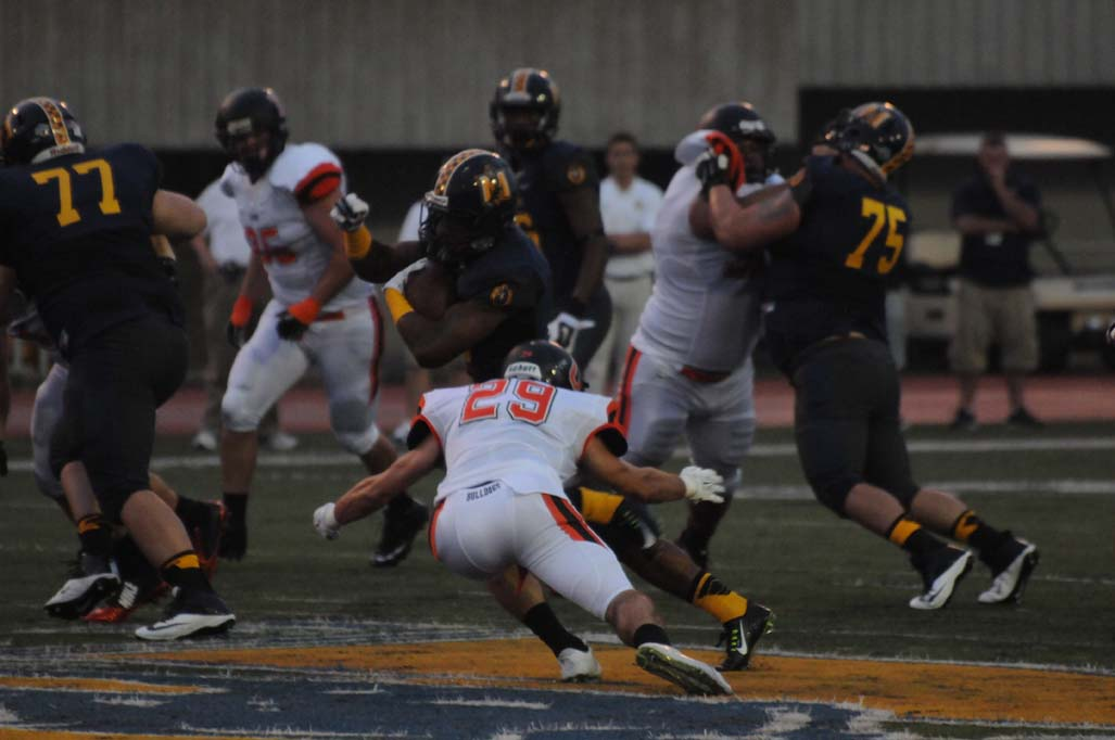 12th FB vs. Murray State  Photo