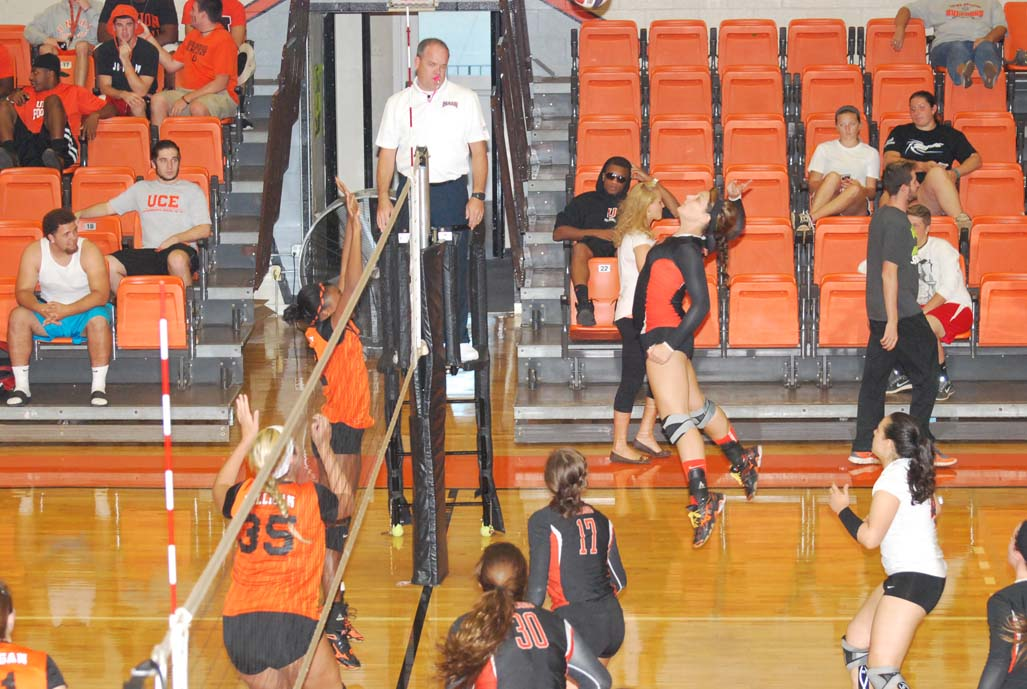 2nd VB vs. Milligan Photo