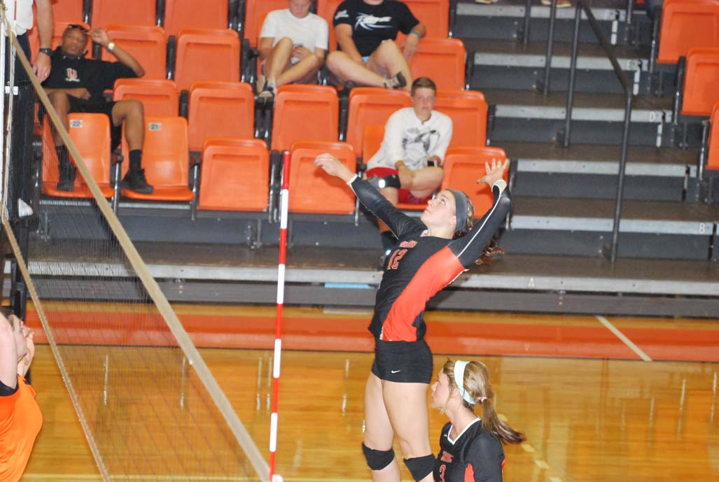5th VB vs. Milligan Photo