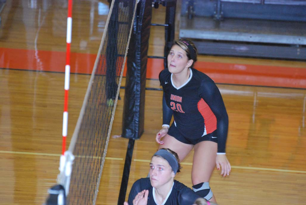 6th VB vs. Milligan Photo