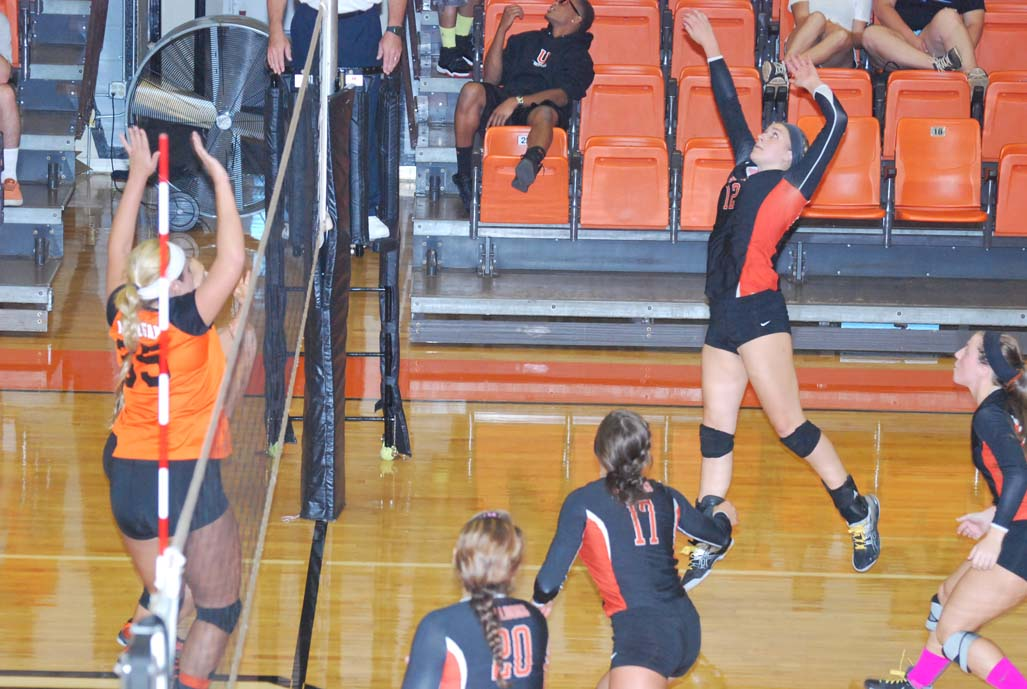8th VB vs. Milligan Photo