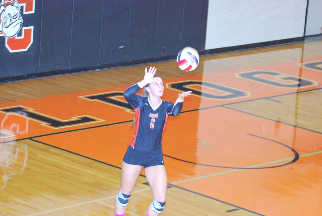 12th VB vs. Milligan Photo