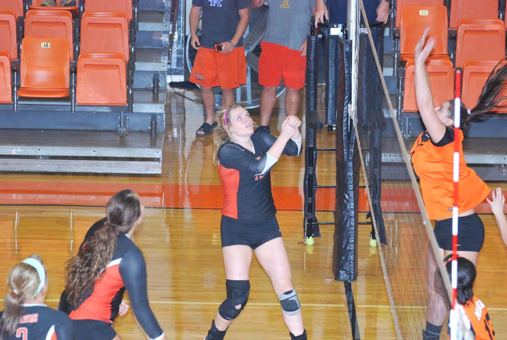 13th VB vs. Milligan Photo