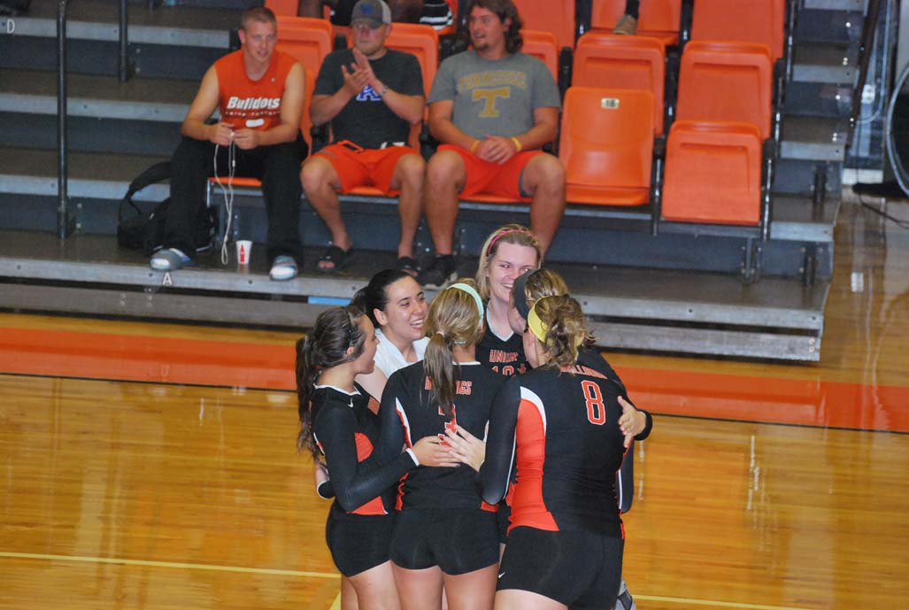 15th VB vs. Milligan Photo