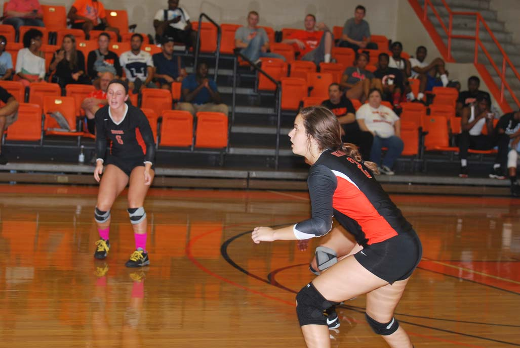 16th VB vs. Milligan Photo