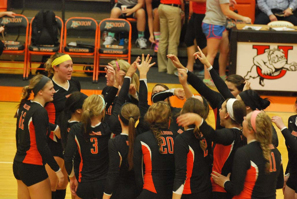 19th VB vs. Milligan Photo