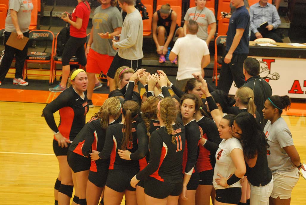 21st VB vs. Milligan Photo