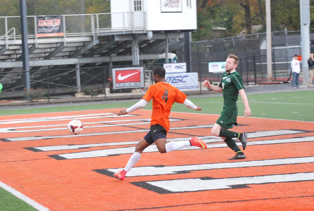 3rd MSoc vs. Maine-Fort Kent  Photo
