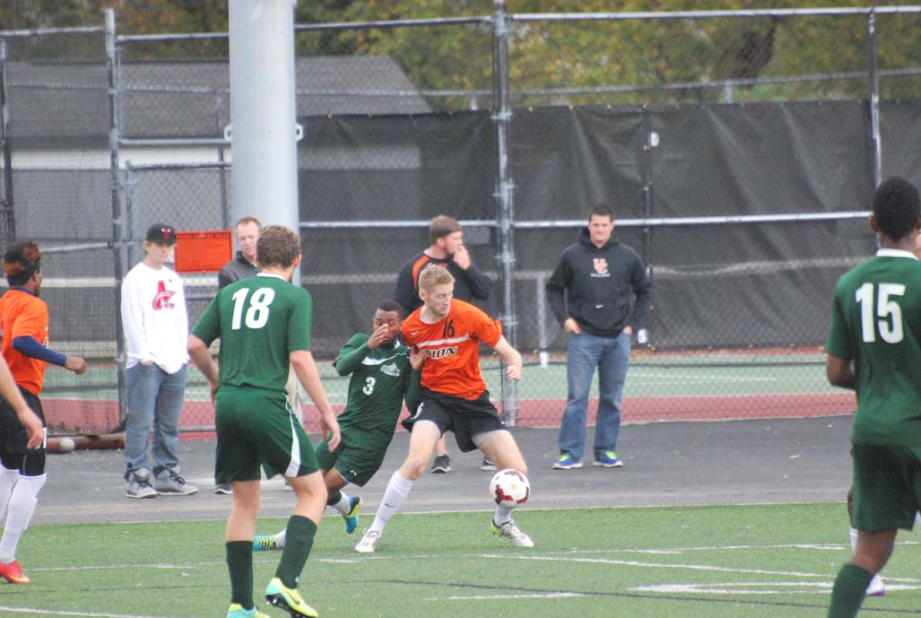 6th MSoc vs. Maine-Fort Kent  Photo