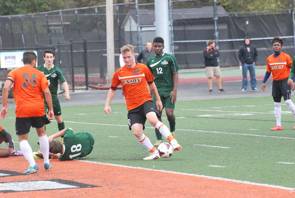 8th MSoc vs. Maine-Fort Kent  Photo