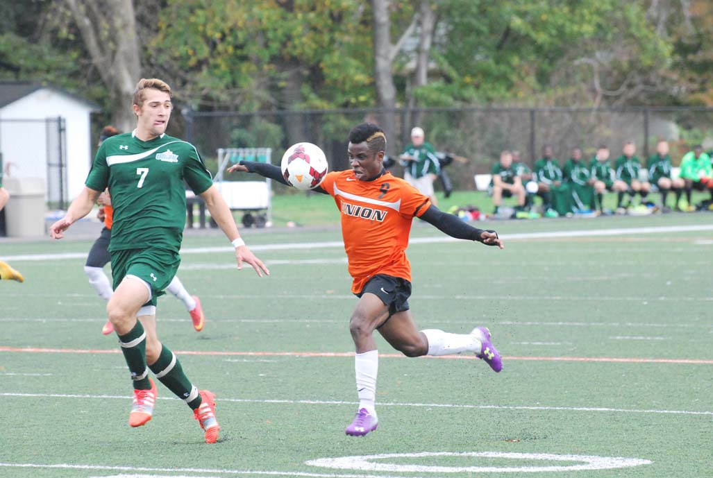 11th MSoc vs. Maine-Fort Kent  Photo