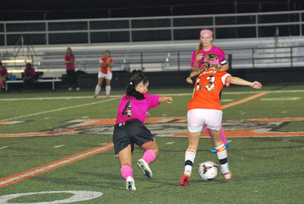 22nd WSoccer vs. Pikeville Photo