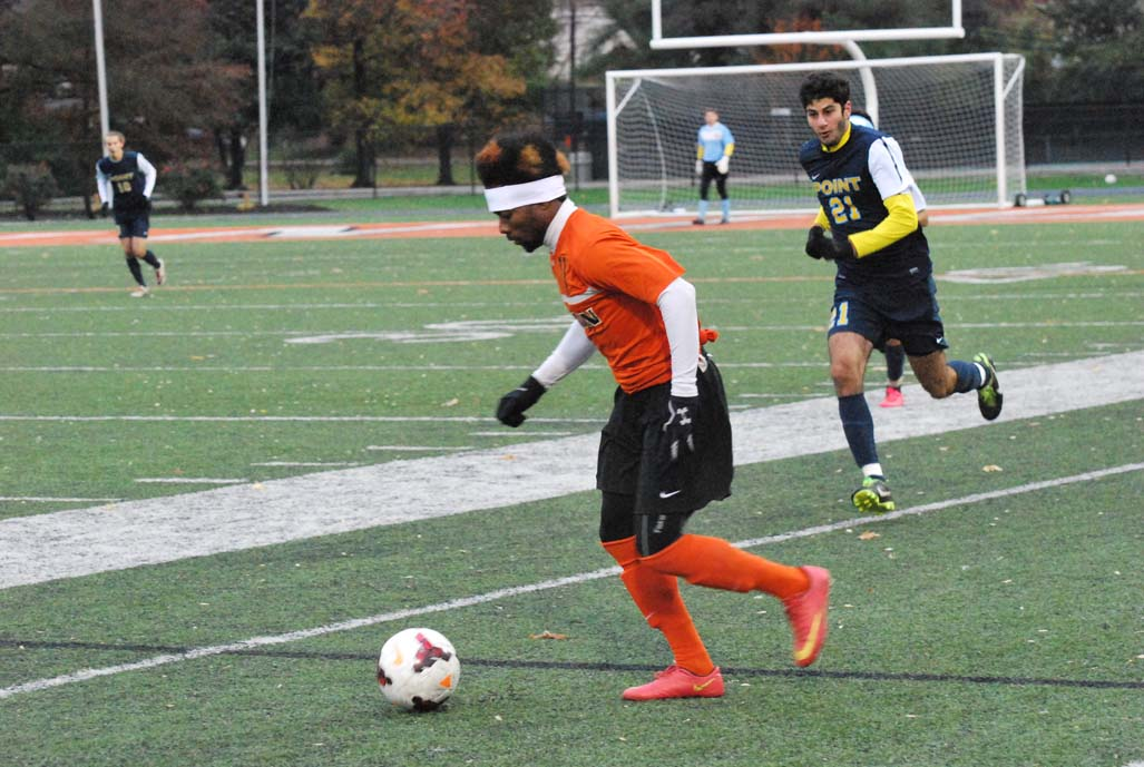 6th MSoc vs. Point Photo