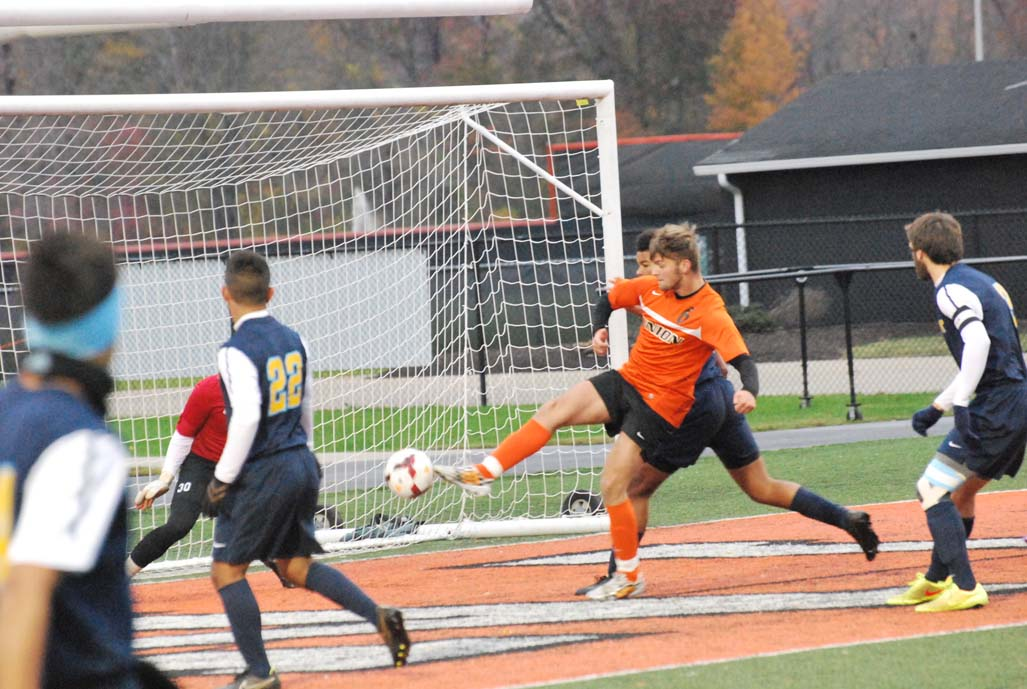 10th MSoc vs. Point Photo