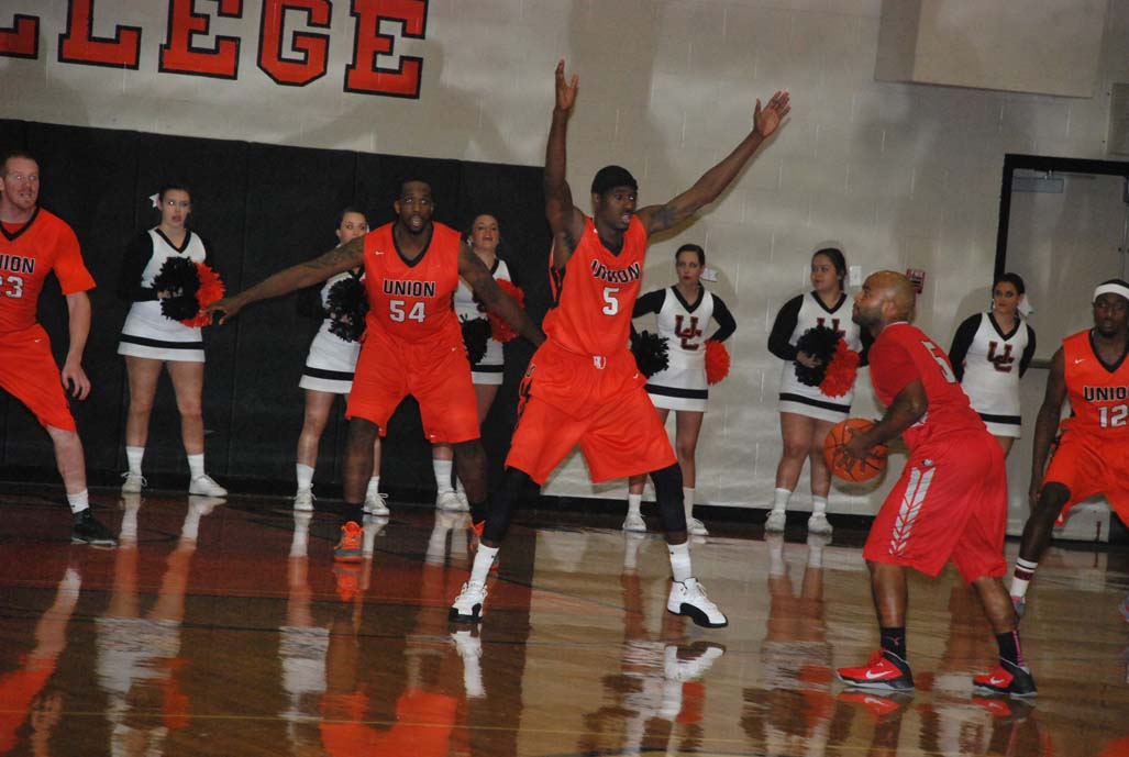 1st MBB vs. Boyce Photo