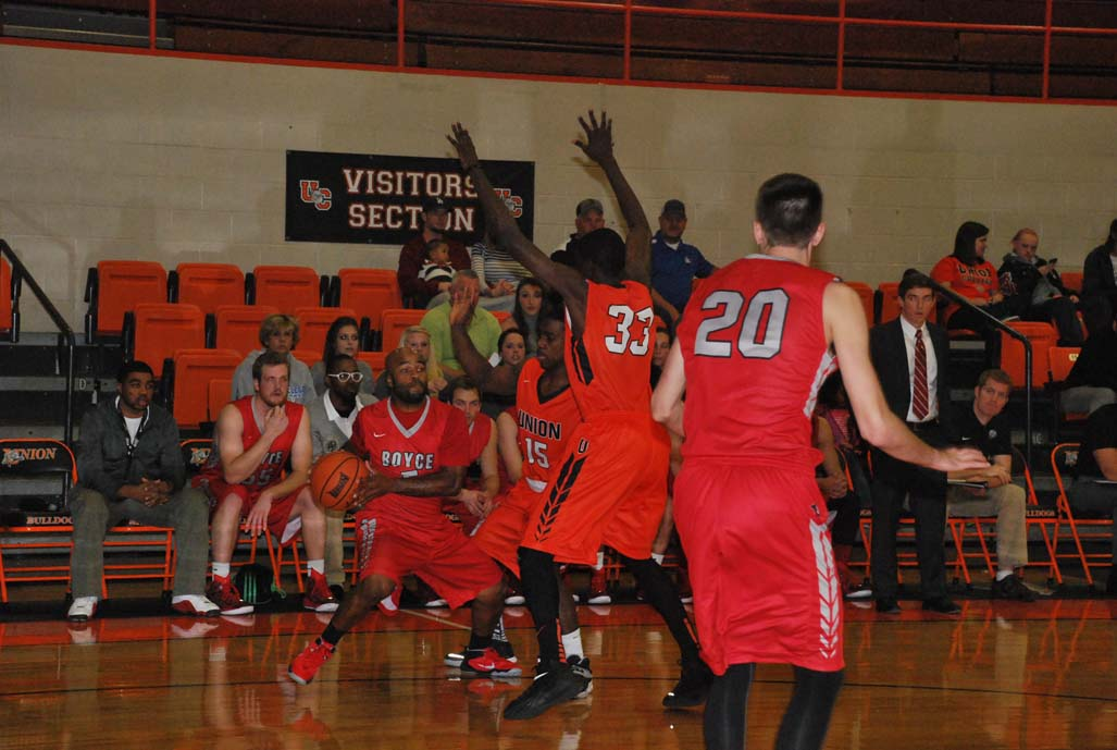 3rd MBB vs. Boyce Photo