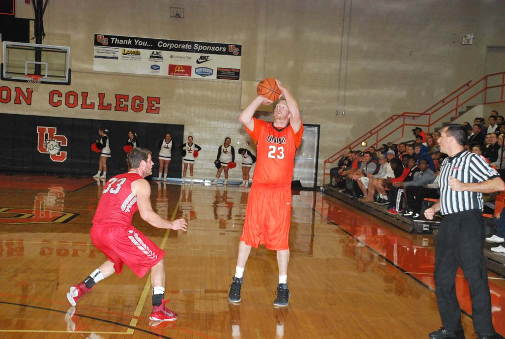 4th MBB vs. Boyce Photo