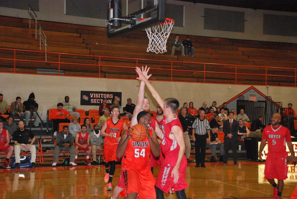 7th MBB vs. Boyce Photo