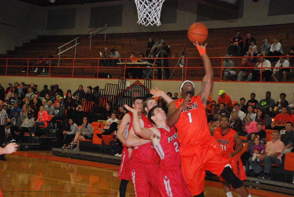 9th MBB vs. Boyce Photo